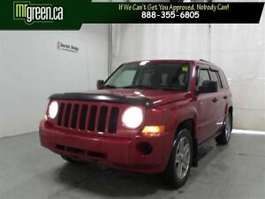 2008 Jeep Patriot Sport  4WD North Htd Frnt Sts Power Grp A/C $1