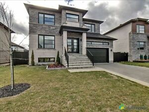589 000$ - Maison 2 étages à vendre à Mascouche