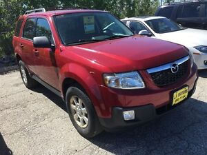2011 Mazda Tribute GS, Automatic, Steering Wheel Controls, AWD