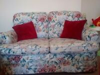 BIG HOME CLEARANCE EVENT *** two seater sofa *** REDUCED ***