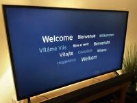 LG 43UJ630V 43 inch 4K Ultra HD HDR Smart LED TV