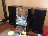 Panasonic stereo system SA-PM27