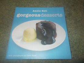 Gorgeous Desserts Cookbook