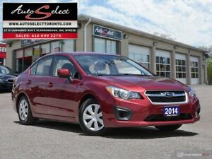 2014 Subaru Impreza AWD ONLY 74K! **CLEAN CARPROOF** BLUETOOTH