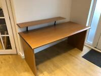 Desk draws and filing cabinet