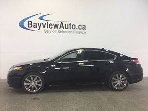 2014 Acura TL A SPEC- AWD! 3.7L! SUNROOF! LEATHER! ACURA LINK!