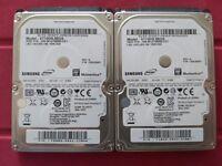 "1TB Laptop 2.5"" Samsung Hard Drive X2 £35 each or both £65 Bargain"