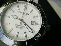 Christopher Ward automatic divers watch As New