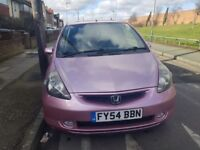 2004 HONDA JAZZ 1.4 HATCHBACK, SUNROOF, AUTO WITH AIR CON