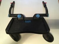 Buggy board - lascal mini with universal adapters