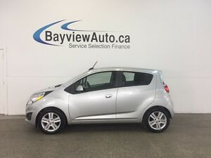 2015 Chevrolet SPARK - AUTO! A/C! ON STAR! CRUISE! GAS BUDDY!