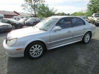 2003 Hyundai Sonata A/C, GR ELEC, CRUSE, MAGS, FOGS
