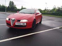 Alfa romeo GT remapped!!!!
