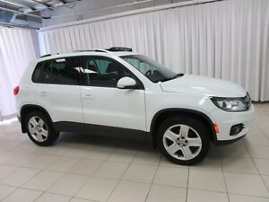 2014 Volkswagen Tiguan 2.0 TSI 4MOTION AWD TURBO SUV THIS IS A B