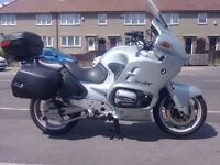 BMW R1100RT FOR SALE. PLEASE READ FULL ADVERT.