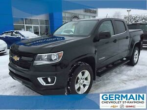 2016 CHEVROLET COLORADO 4WD CREW CAB