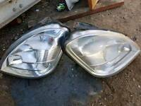 Iveco Daily headlamps. 2008 model, excellent condition.