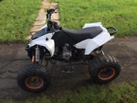 100cc quad bike in really good condition runs fine £600 or swaps let me no what you have