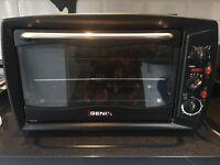 Igenix mini oven grill and hob