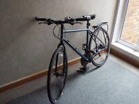 Genesis Croix de Fer 10 gravel bike large frame