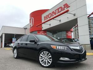 2014 Acura RLX Elite at