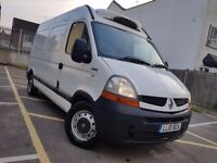 2010 RENAULT MASTER MM35 2.5 DCI 6 SPEED, 2 ROOMS, FRIDGE & FREEZER