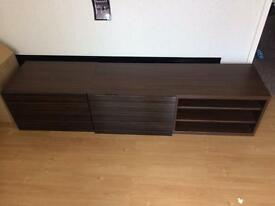 TV Wall Unit (Floating)
