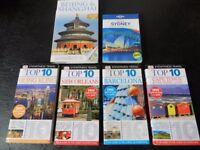 Travel Books, Hong Kong, Barcelona, Cape Town, Beijing, Sydney, New Orleans