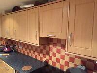 Used Kitchen Units from Howdens
