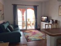 studio apartment in torrivieja spain