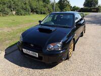 2005 Subaru Impreza WRX STI Type UK Widetrack with PPP