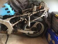 Rg125 fn repair or parts
