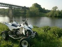 Suzuki LTZ 400 Quad Bike Road Legal Pristine Condition 2011