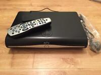 Sky HD box with WiFi connector