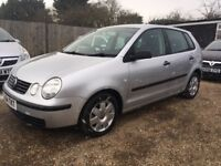 VOLKSWAGEN POLO 1.4 TWIST HATCHBACK 5DR AUTOMATIC 2004 * IDEAL FIRST CAR * CHEAP INSURANCE