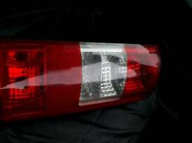 Ford transit connect rear light
