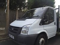 Ford transit pick up mark7 Aliminium Bed low miles