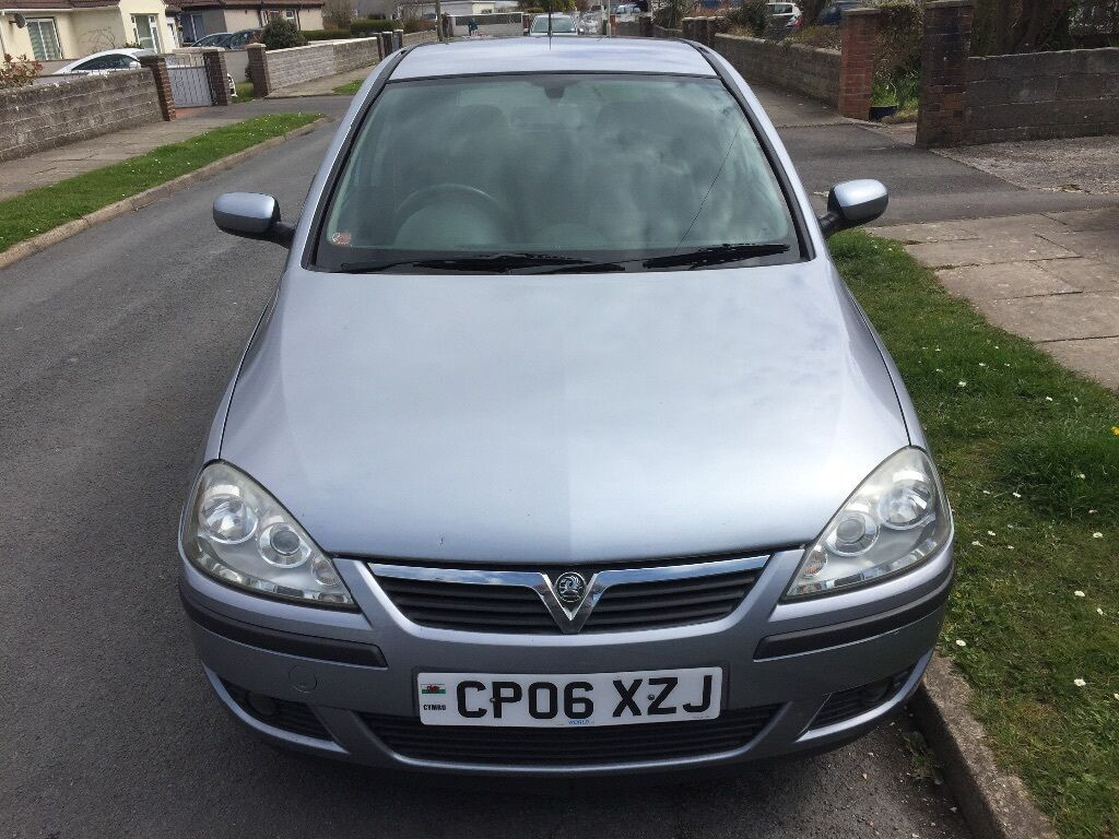 06 Vauxhall Corsa 1.2 Sxi, amazing condition , 1 owner, mechanically perfect Great value starter car