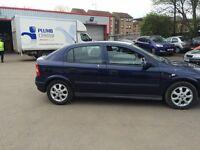 Vauxhall Astra 1.6 club automatic