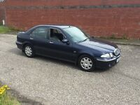 Rover 45 diesel moted next year
