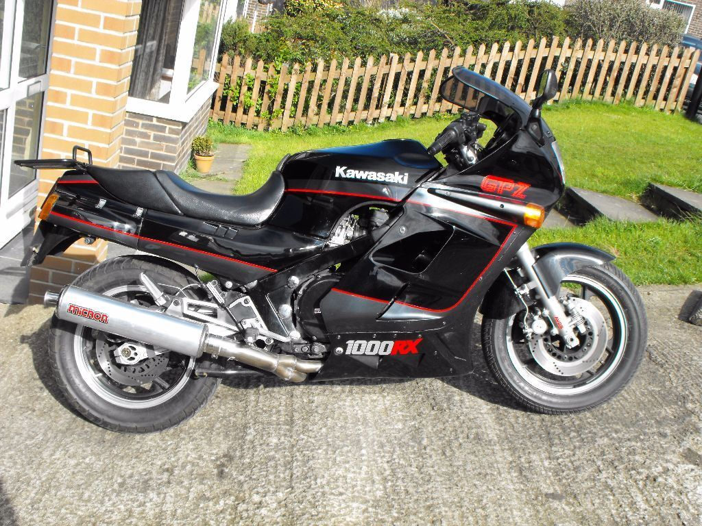 kawasaki gpz 1000 rx px any bike and delivery possible. Black Bedroom Furniture Sets. Home Design Ideas