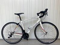 """Specialized Secteur Sport Sora Alu/Carbon Road Bike NEAR NEW!! (23""""/58cm)"""