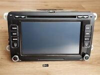 XTRONS 7 Car Stereo DVD Player Radio GPS Sat Nav for VW Golf MK5 MK6 Skoda Seat