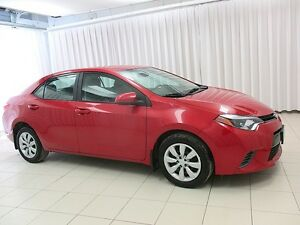 2016 Toyota Corolla A NEW ADVENTURE IS CALLING!!! LE SEDAN w/ TO