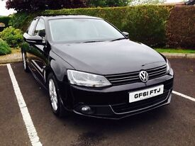 2011 Vw Jetta 1.6tdi Sport, Half Leather , one owner Company Car.