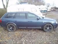 Audi A6 Allroad 2.5 quatro