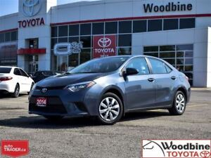 2014 Toyota Corolla CE As Is
