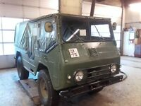 Volvo C202 4x4 Ex Norwegian Military - Excellent Condition Throughout.