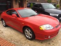 Hyundai Coupe 1.6S 2004 *Full MOT*