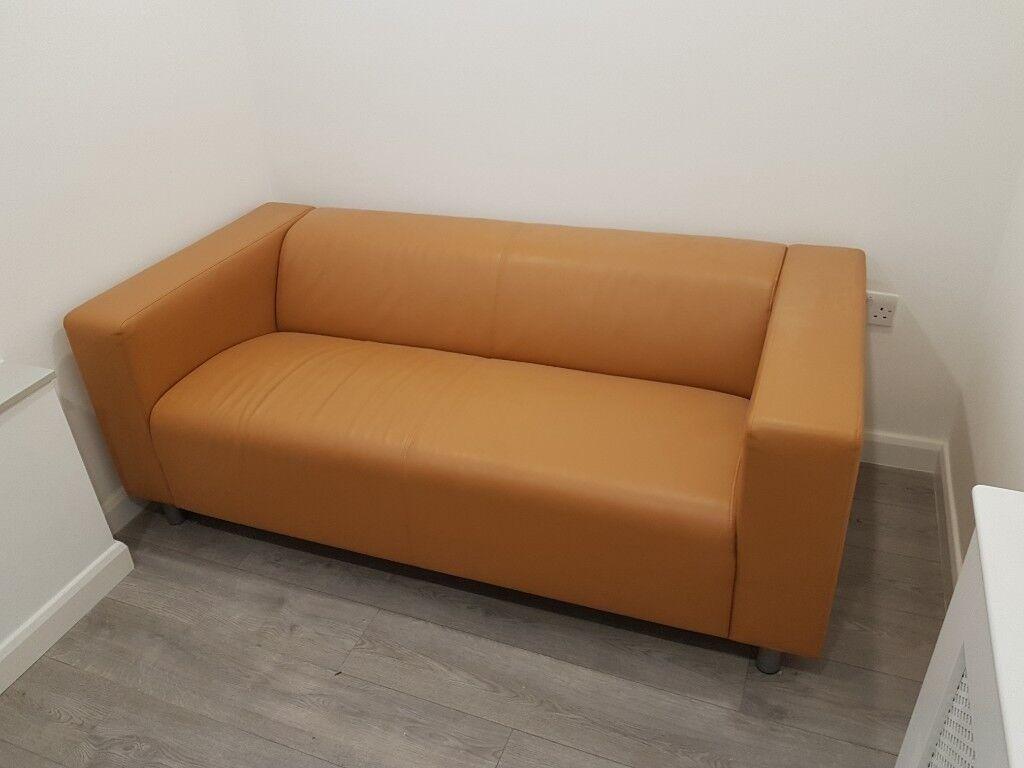Leather Sofa Bargain 75 In Kilburn London Gumtree